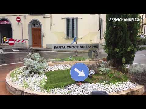 M&G/A2: Cartolina da...Santa Croce sull'Arno