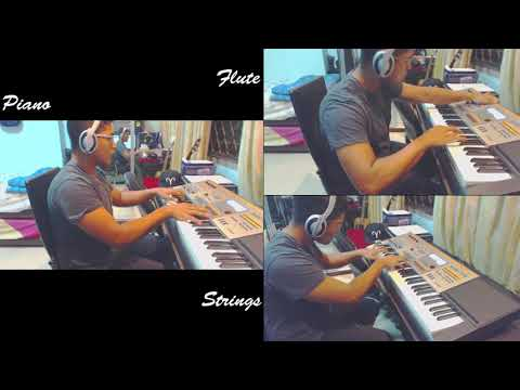 Hael Husaini - Jampi (Piano, Flute and Strings Cover by AhmadPiano)