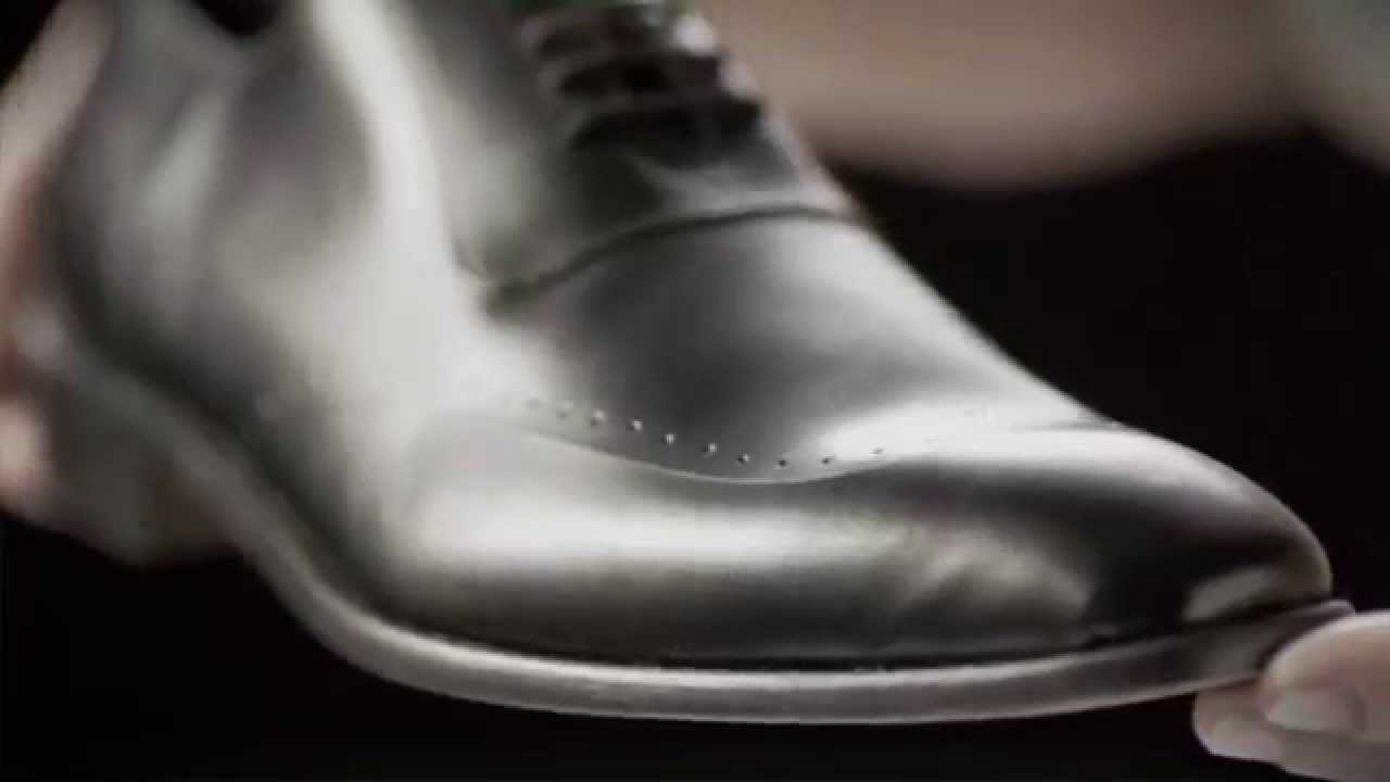The Making of Louis Philippe Shoes
