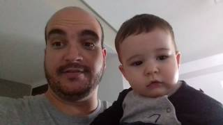 876 Tonho Thomas e o papai 25 03 2017