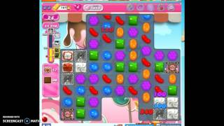 Candy Crush Level 1614 help w/audio tips, hints, tricks