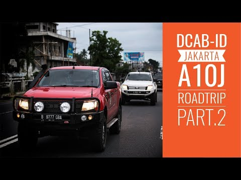 DCAB-ID Jakarta A10J Roadtrip #part 2