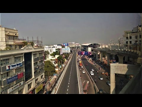 First Journey || Hyderabad Metro Train || Ameerpet To Nagole |#LetsRewind