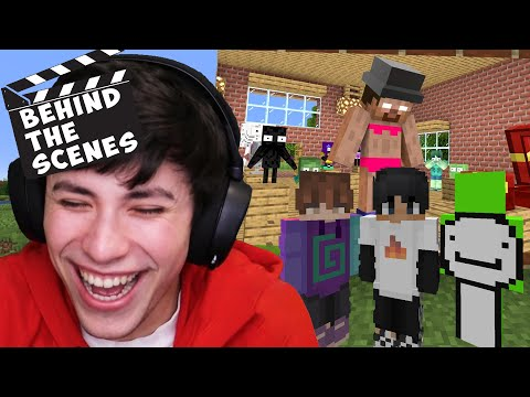 Minecraft, But If You Laugh You Lose REMATCH - Extra Scenes - GeorgeWasFound