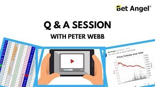 Betfair Trading - Question and Answer Session!