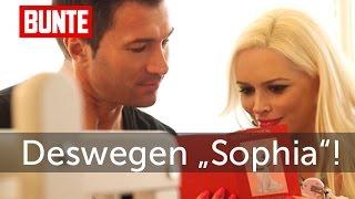 Daniela Katzenberger - Das Geheimnis um den Namen ihrer Sophia   - BUNTE TV
