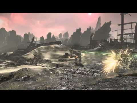 MECH WARRIOR ONLINE 'Misery Stalker' Trailer