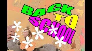 BACK TO SCHOOL Mia & Loreen
