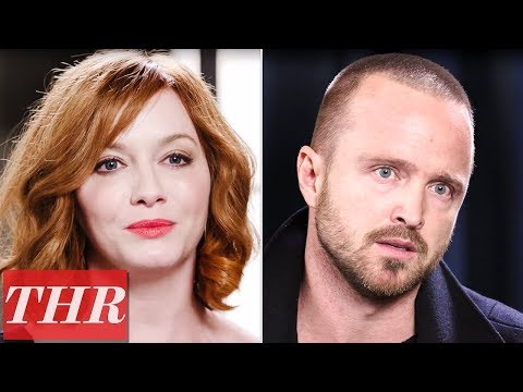 Christina Hendricks, Aaron Paul, & More Talk Upcoming Family Drama 'American Woman'   TIFF 2018