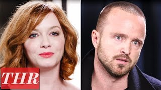 Christina Hendricks, Aaron Paul, & More Talk Upcoming Family Drama 'American Woman' | TIFF 2018