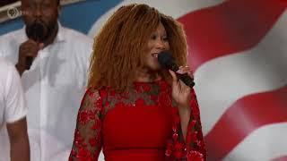 Yolanda Adams Sings Respect By Aretha Franklin