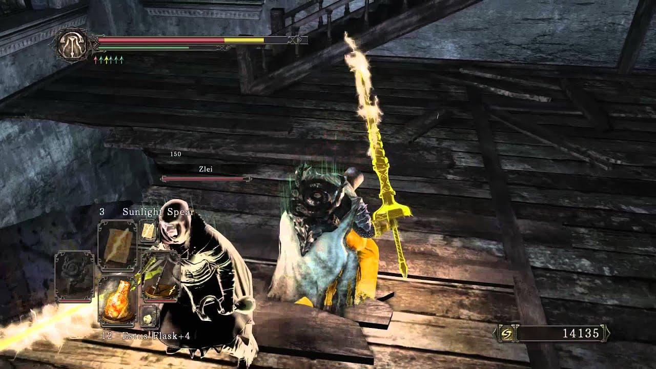 Oroboro Pvp Build Dark Souls