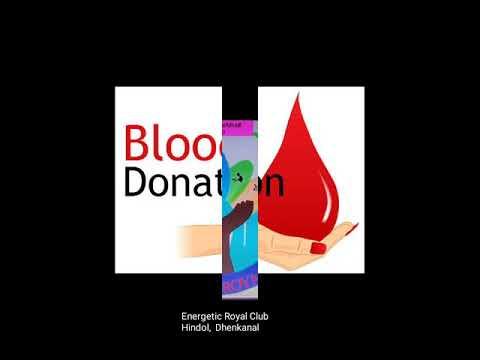 Energetic Royal Club DHOBANINANDAR  blood donation camp