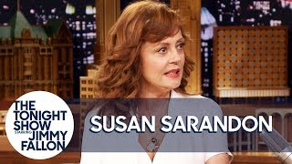 Susan Sarandon on Charlottesville and Why America Still Isn't Stable or Free