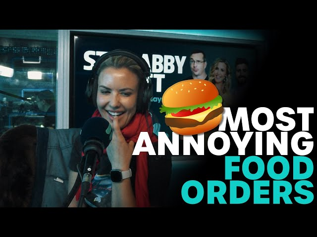 Most Annoying Food Orders | B105