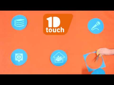 Vidéo Institutionnel 1D Touch
