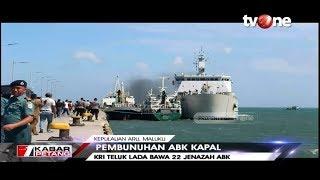 Sadis! KM Mina Sejati Dibajak ABK Sendiri, 22 Awak Kapal Dibunuh