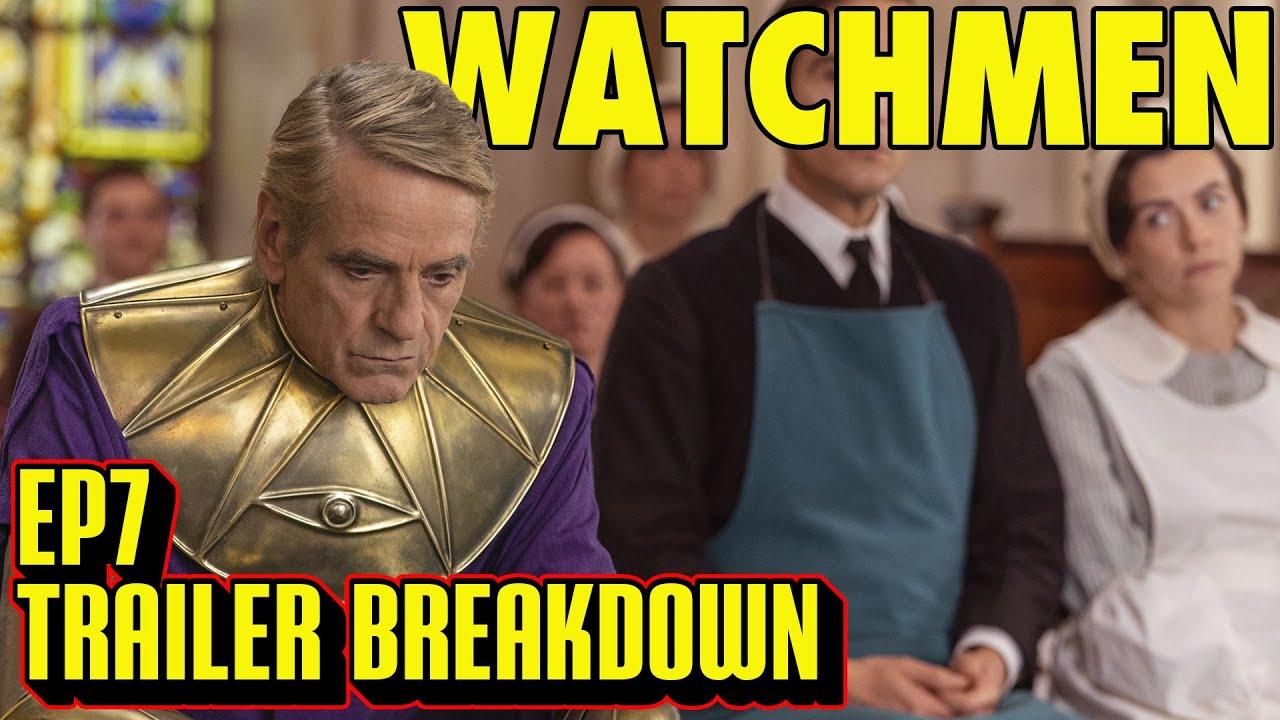 Download Watchmen Episode 7 Trailer Breakdown | HBO | Season 1 Official Promo