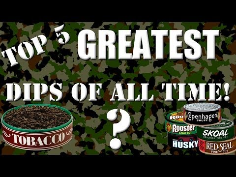 Top 5 GREATEST dips of all time!