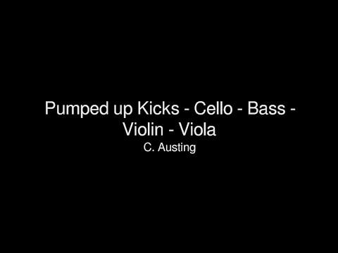 Pumped up Kicks - Cello - Bass - Violin - Viola