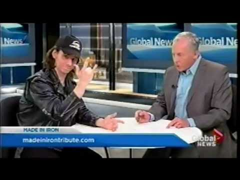 MADE IN IRON @ Global TV Montreal - May 3, 2013
