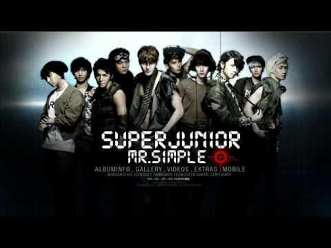Super Junior - Super Man (Remove Vocal) Instrumental