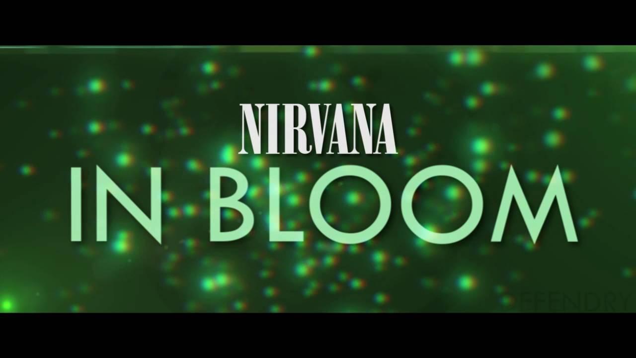 Nirvana - In Bloom (Lyrics Video) - YouTube