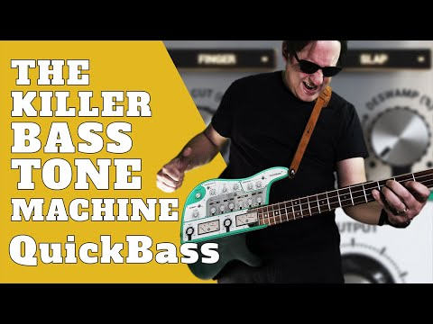 Bass Tone Secrets |  United Plugins QuickBass
