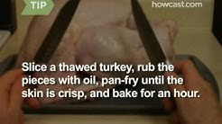 How to Solve the Most Common Thanksgiving Dinner Disasters