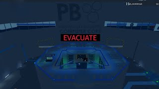 EVACUATION OF THE PCC STATION! (roblox)