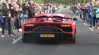 Supercars Accelerating - Capristo Aventador, SVJ, GT63, F12 N-Largo, R8 Performance & More!