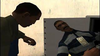 "gta san andreas CJ kill T-bone Mendez in mission ""end of the line"""