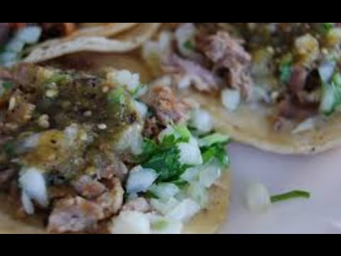 South American Street Food Culture