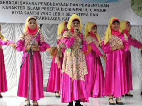 Grup Qasidah SDN Caringin Kec./Kab. Cianjur