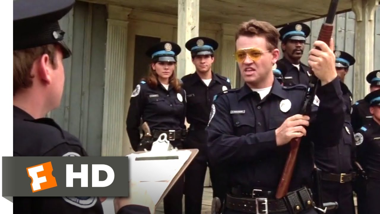 Download Police Academy (1984) - Come With Me! Scene (5/9) | Movieclips