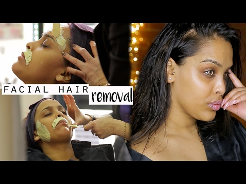How to Thread at Home D.I.Y & Facial Hair Removal - Come to the Salon WITH ME! N1kk1sSecr3t