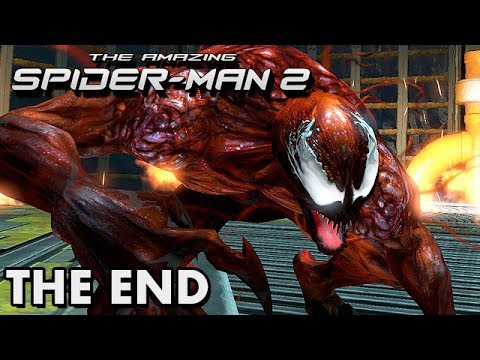 The Amazing Spider-Man 2 Gameplay German ENDE - Carnage und Green Goblin