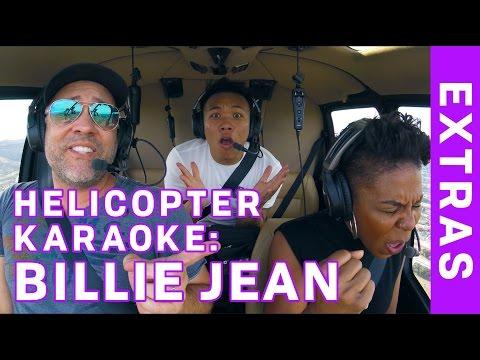 Helicopter Karaoke: Billie Jean (Extended Cut)