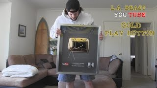 L.A. BEAST | YouTube Gold Play Button | UPDATE: Bring Back Crystal PEPSI