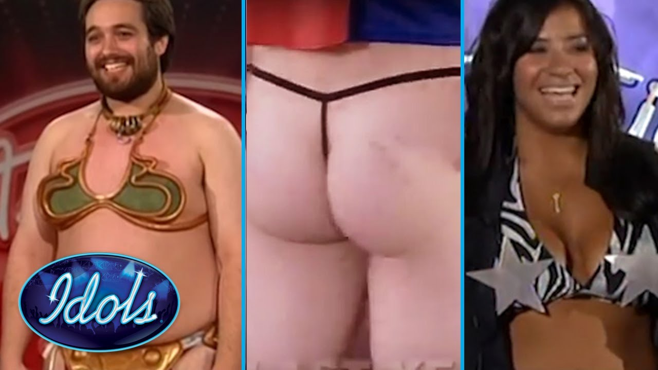 Was american idol female contestants nude