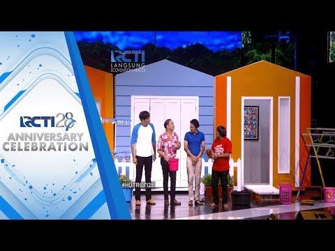 RCTI 28 Anniversary Celebration | Eta Terangkanlah Si Idoy Pake Parfum Di Kaki