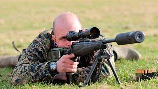 Rifle Skills: Tighter shots groupings