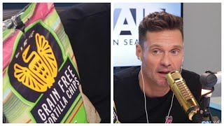 Ryan is Obsessed With Siete Tortilla Chips! | On Air With Ryan Seacrest