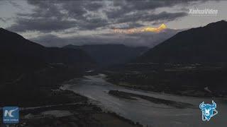 Yak Video | A rare glimpse of China's Mount Namcha Barwa
