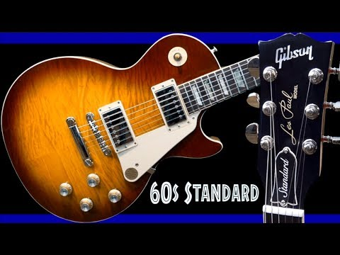 The NEW Gibson Les Paul Standard '60s - Is It Worth Buying? | 2019 In-Depth Review + Demo