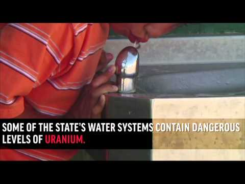 Uranium in the Water