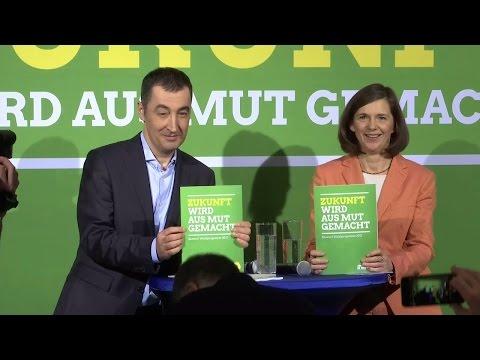 Aktuelle Umfrage: Für die Grünen wird es eng - FDP im Aufwind