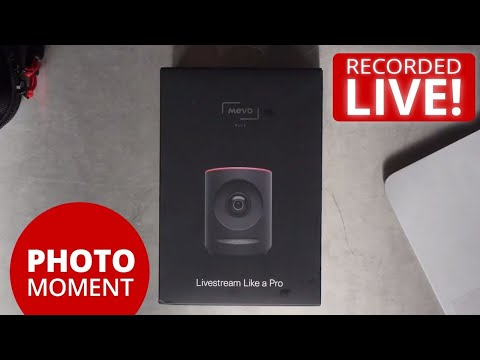 I Have Two Mevos Now! ► Mevo Plus Live Event Camera Unboxing and First Look