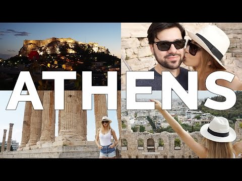 ATHENS GREECE | TRAVEL VLOG
