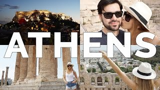 ATHENS GREECE | TRAVEL VLOG